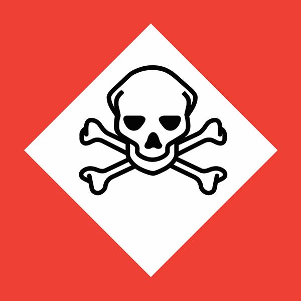 Icon: Akute Toxizität